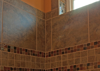 Ekrem 2nd Master Bath Shower Tile