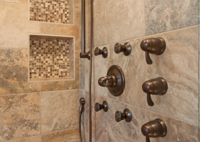Ekrem Master Shower Sprays & Lever Handles