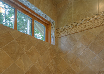 Master Bath Window Detail